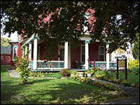 Bayberry House Bed & Breakfast in Steubenville OH