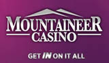 Mountaineer Racetrack & Gaming Resort in Newell WV