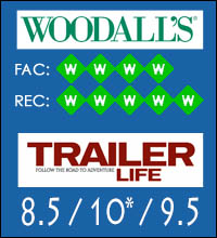 Woodalls - Trailer Life Ratings for Austin Lake Park