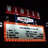 Winter Drive In - first run films on large screens in Winter OH