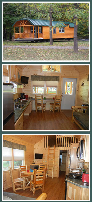 austin lake rv park and cabins in ohio