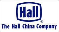 Hall China Company in East Liverpool Ohio
