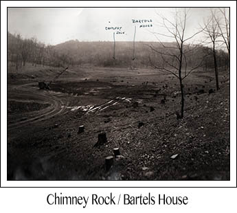 Chimney Rock - Bartels House in Ohio