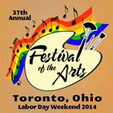 Toronto Arts Festival in Steubenville OH