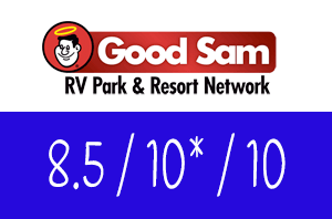 Good Sam Rating for Austin Lake RV Park and Cabins in OH