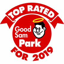 Austin Lake Park in Toronto Ohio is a 2019 Top Rated Park by Good Sam