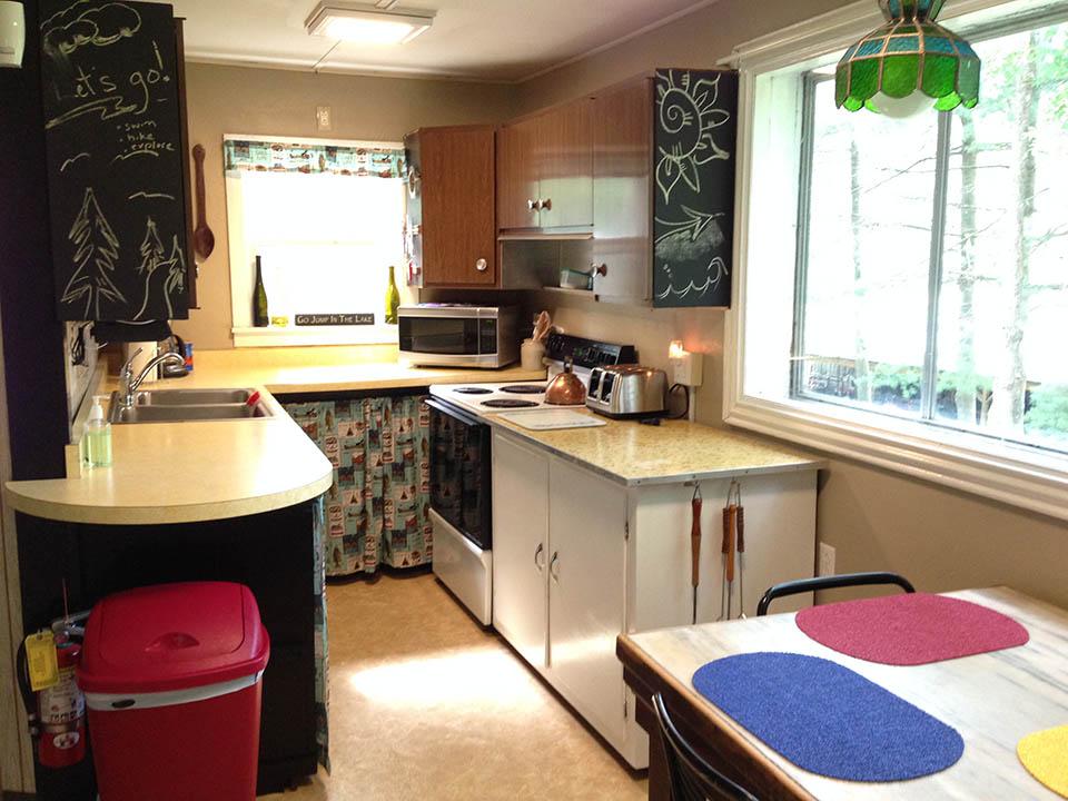 swan house kitchen