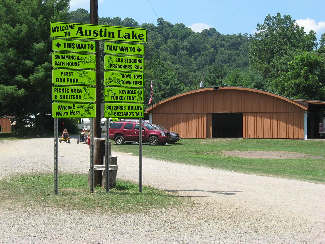 campers pavilion